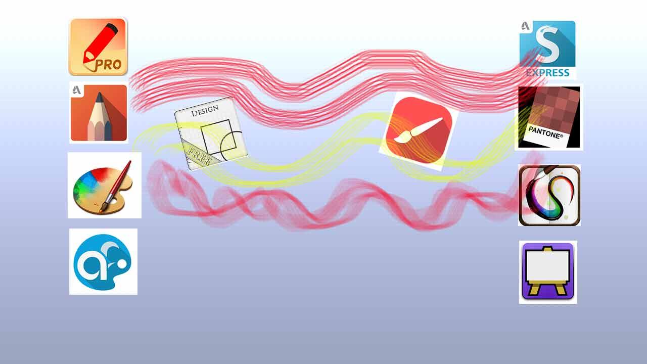 Top 10 mejores aplicaciones para pintar y dibujar en android for Programas para dibujar