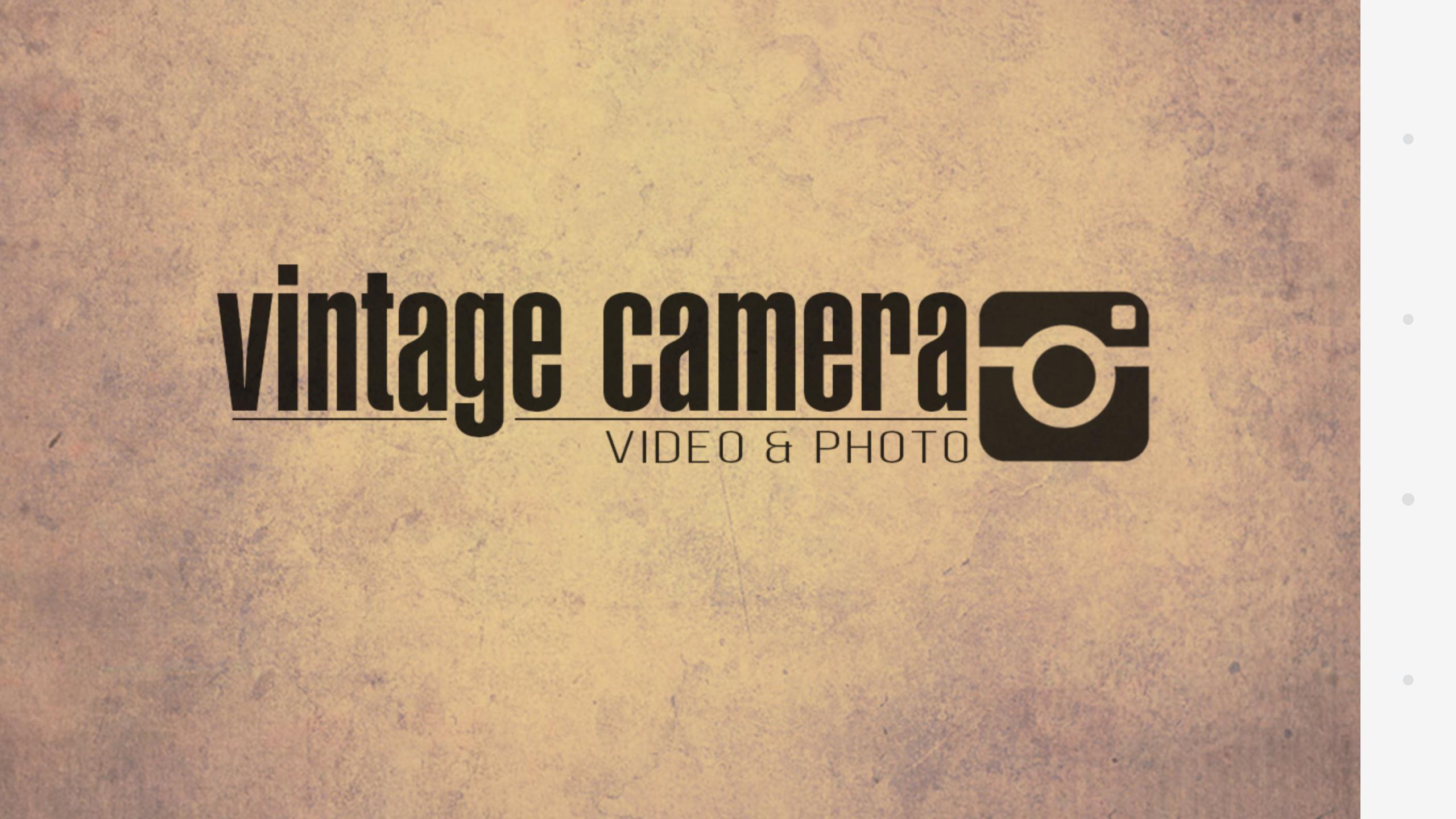 mejores apps para grabar vídeos vintage