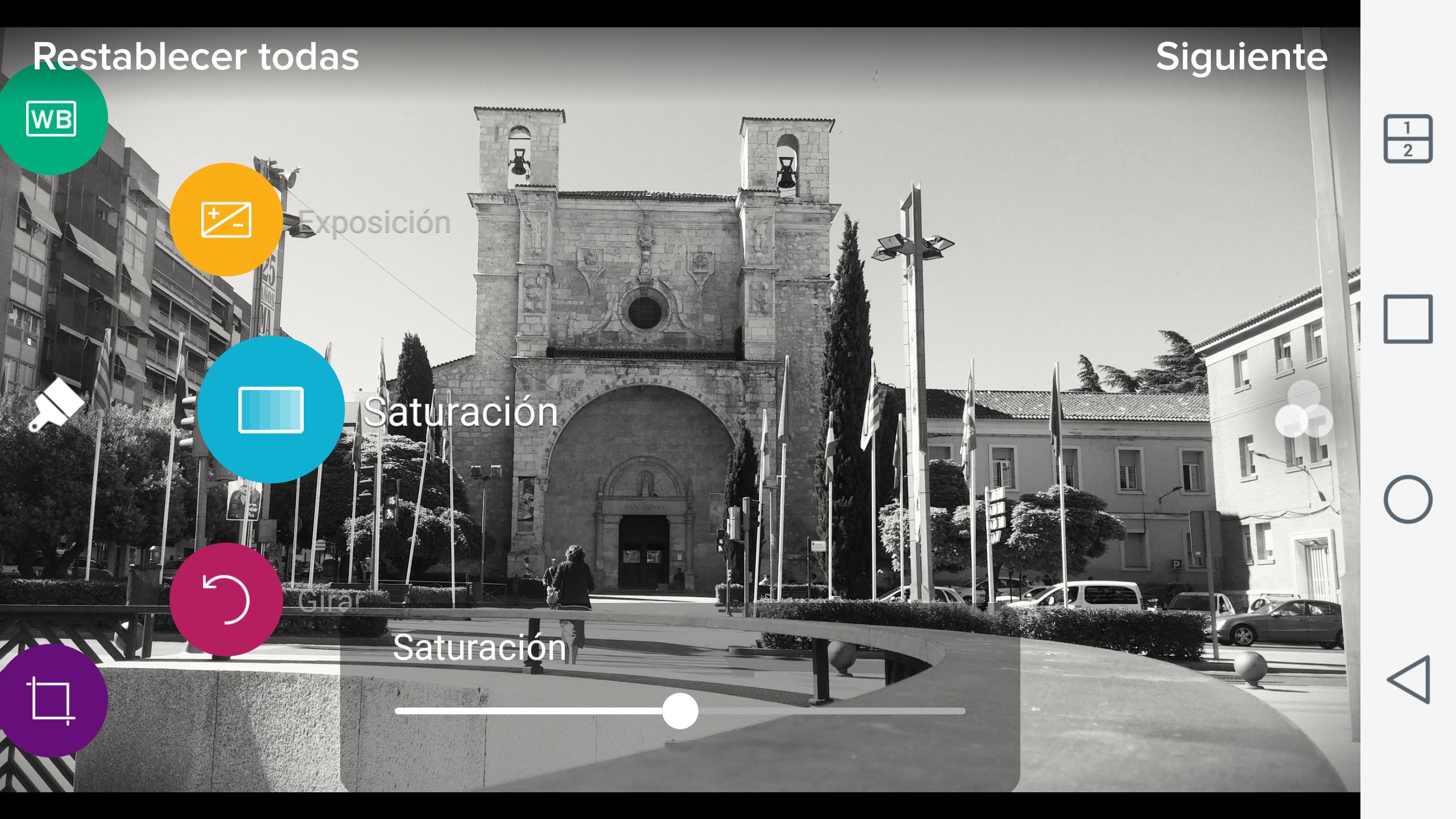 Flickr: La mejor app para editar fotos en android