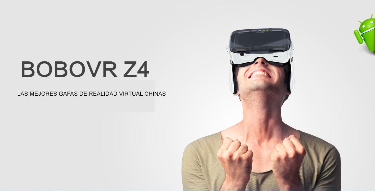 gafas de realidad virtual baratas