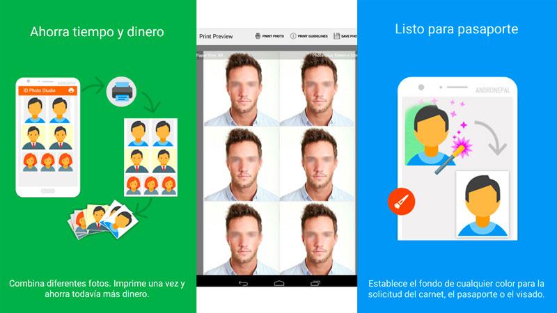 Plantilla Foto Carnet La Mejores Apps Para La Foto Del Dni