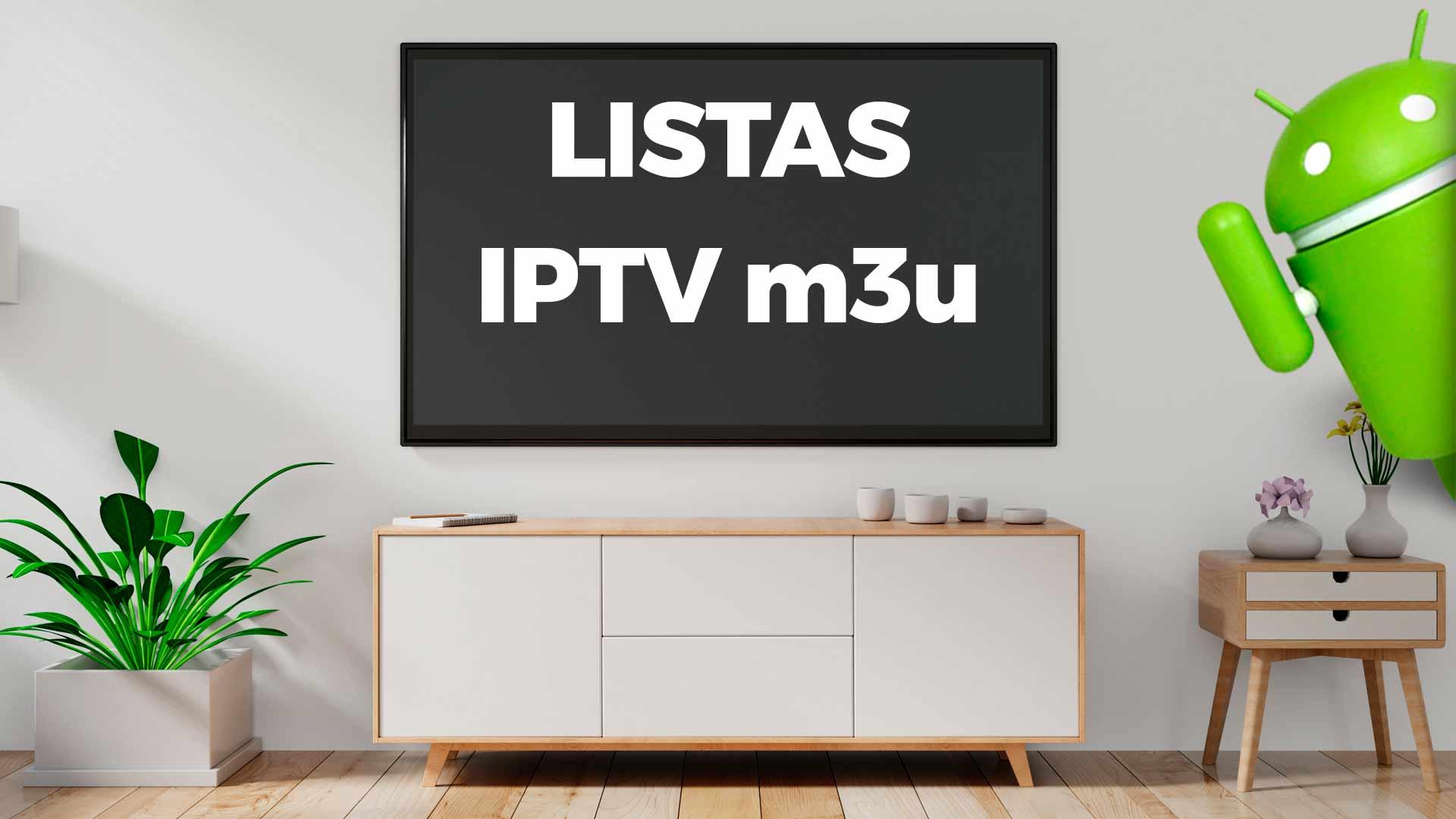 Listas IPTV 2020